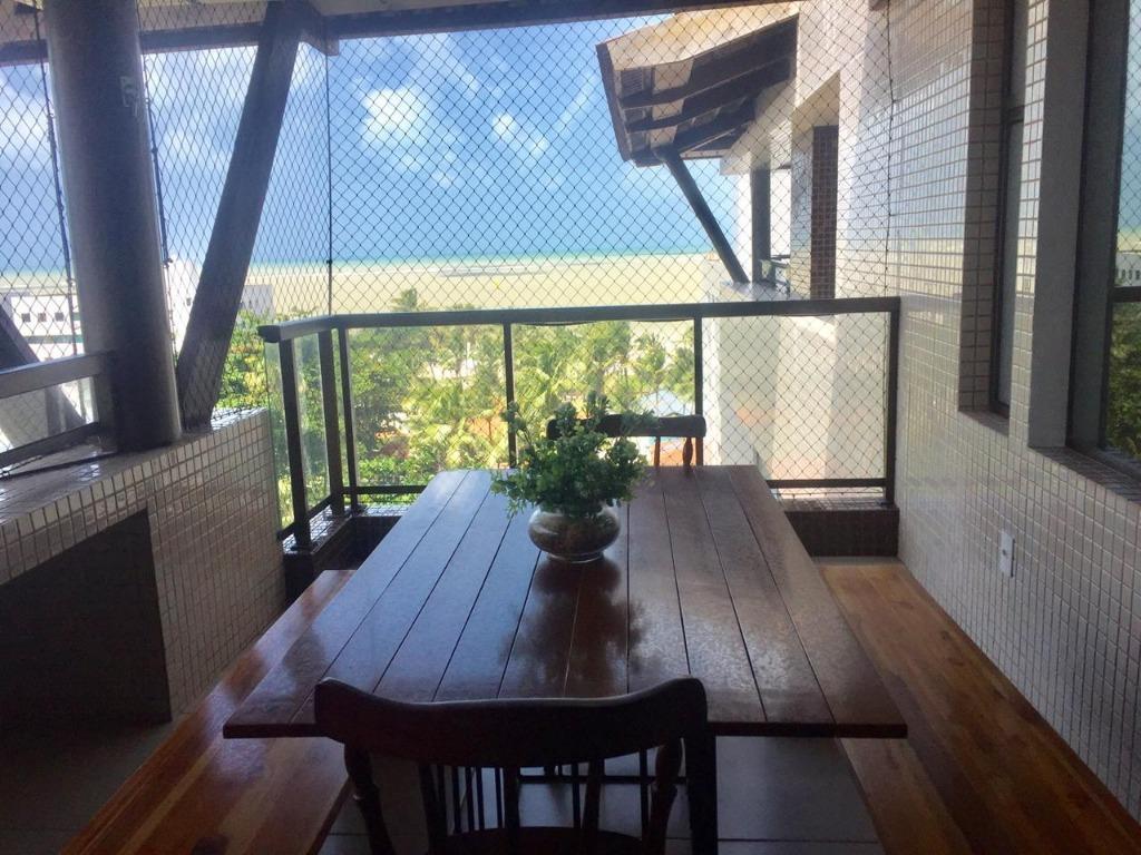 Cobertura com 3 dormitórios para alugar, 235 m² por R$ 3.000/mês - Intermares - Cabedelo/PB