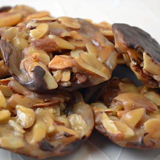 Honey Almond Florentines Recipes
