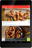 Screenshot of Cookbook Recipes