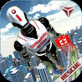 Robot City Rescue Simulator 3D APK for Lenovo