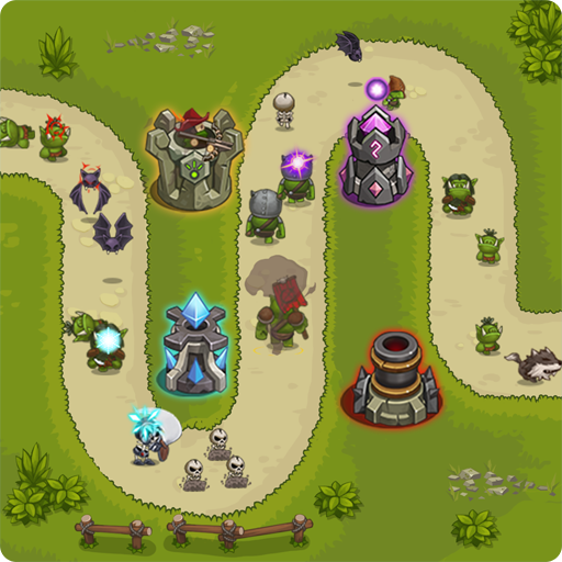 Tower Defense King (game)