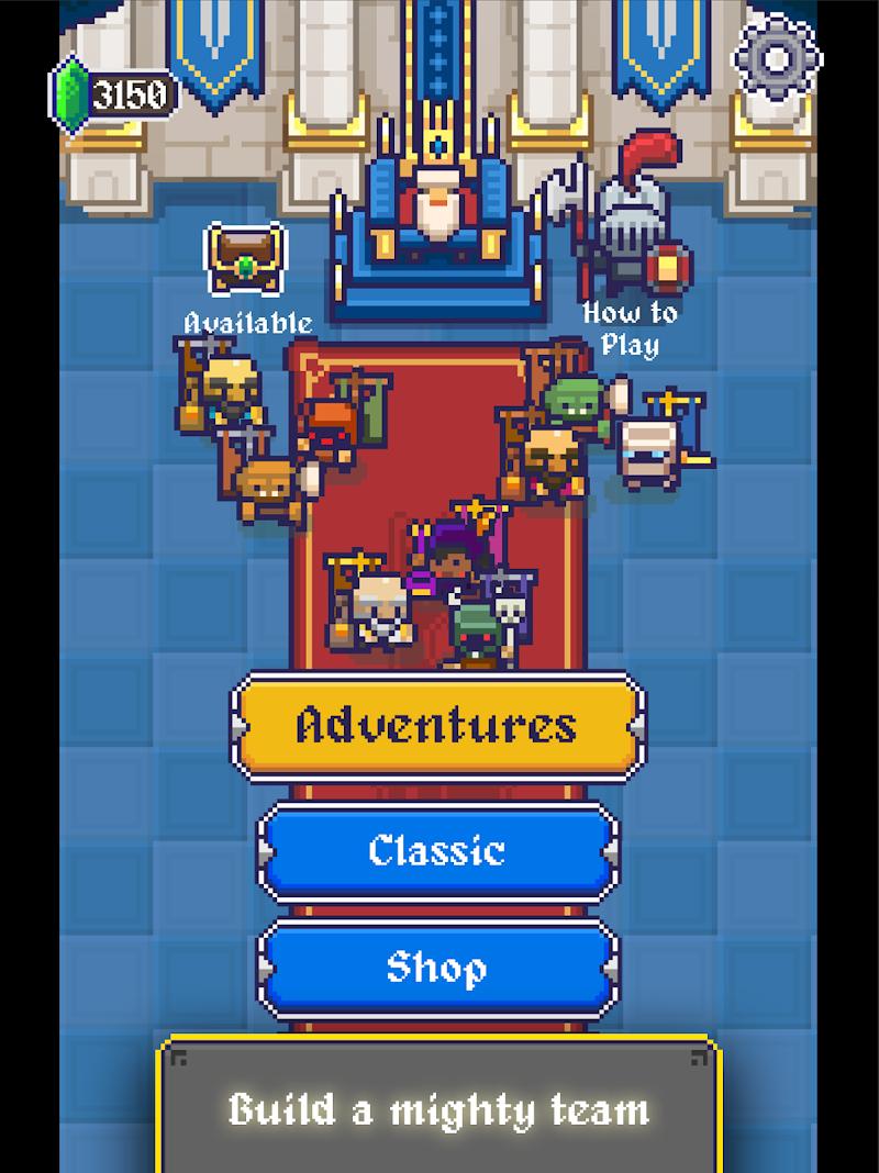 King Crusher – a Roguelike Game Screenshot 9