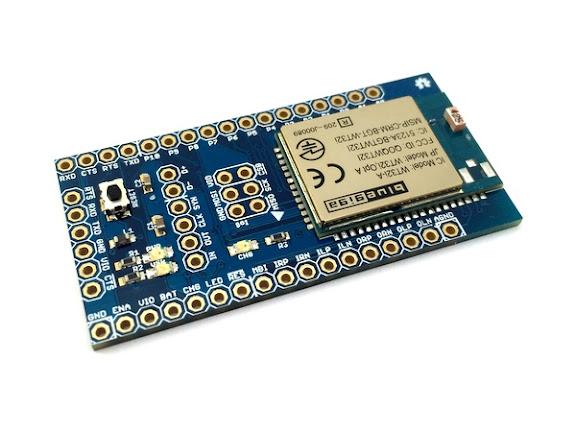 WT32i Bluetooth Audio Breakout Board