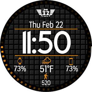 NX 04 color changer Watchface ... app for android