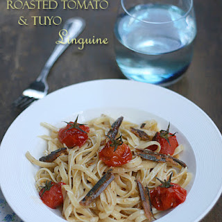 Roasted Tomato & Tuyo Linguine