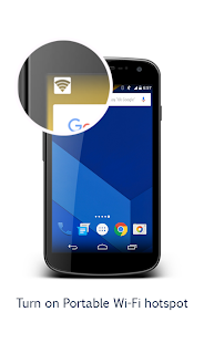 Free Download Portable Wi-Fi hotspot APK for Samsung
