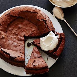 Craggy Chocolate Cake