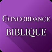 App Concordance Biblique version 2015 APK