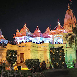 Swaminarayan Temple by Jaysinh Parmar - Instagram & Mobile Android