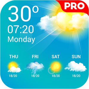 Weather Live Pro For PC / Windows 7/8/10 / Mac – Free Download