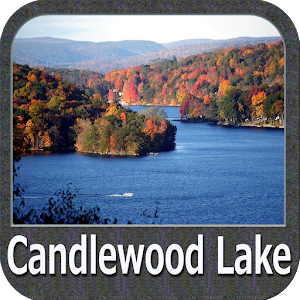 Lake Candlewood GPS Charts For PC / Windows 7/8/10 / Mac – Free Download