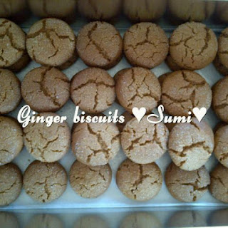 Cinnamon Ginger Biscuits Recipes