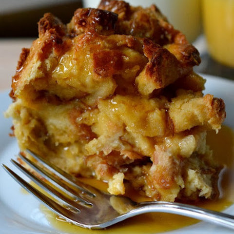 Slow Cooker French Toast Bread Pudding