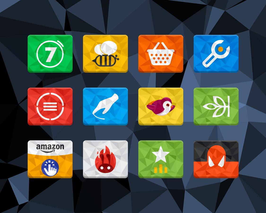 Rectron Icon Pack Theme Screenshot 4
