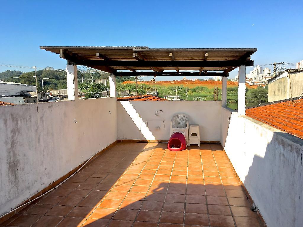 Casa Sobrado à venda, Vila água Funda, São Paulo