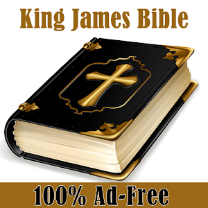 Bible King James (Ad Free)