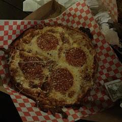 Photo from LumberJack's Pizza