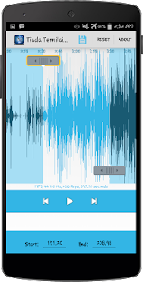 Ultimate Audio Cutter PRO - screenshot