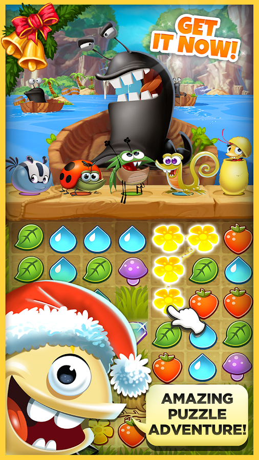Best Fiends - Puzzle Adventure Screenshot 0