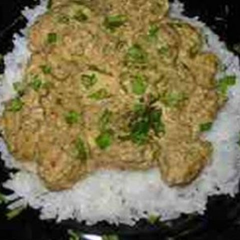 Indian Basil, Cilantro and Macadamia Nut Chicken
