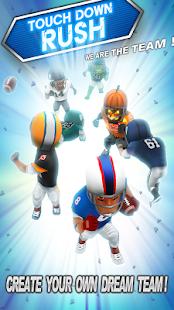 TouchDown Rush : Football Run for pc