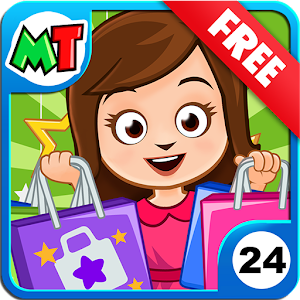 My Town : Shopping Mall Free For PC (Windows & MAC)