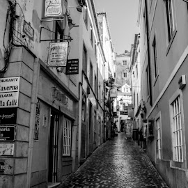 Sintra by Bruno Oliveira - City,  Street & Park  Historic Districts