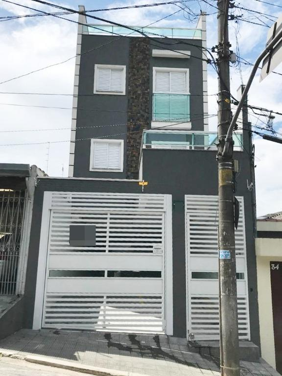 Apartamento Jardim Silvana Santo André