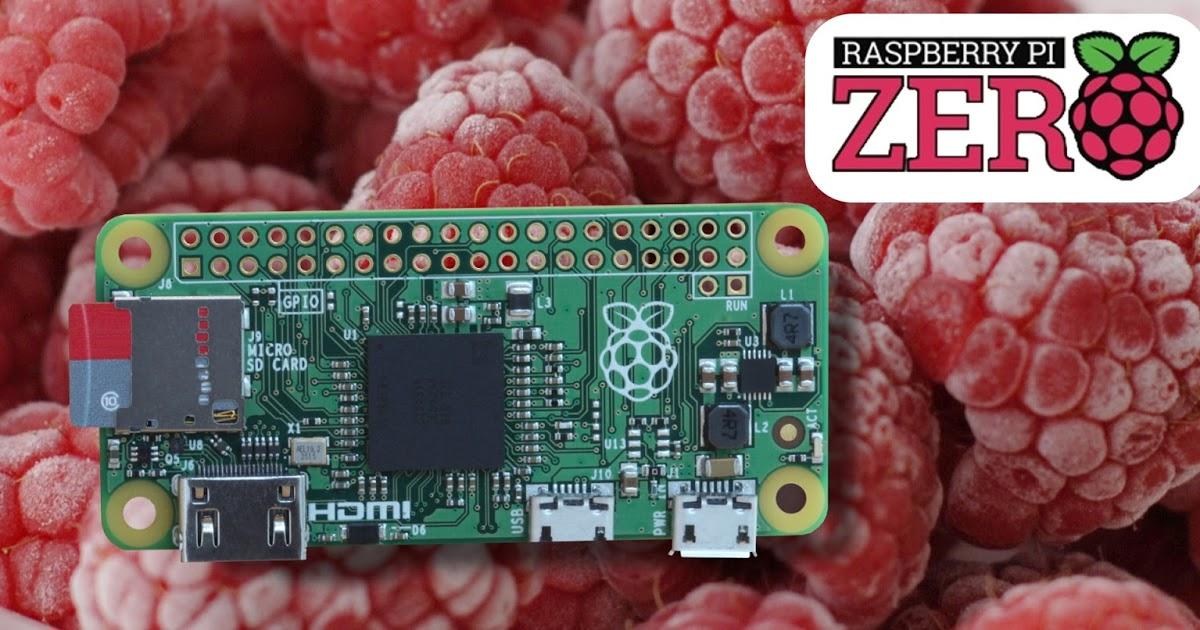Raspberry Pi Zeroイメージ