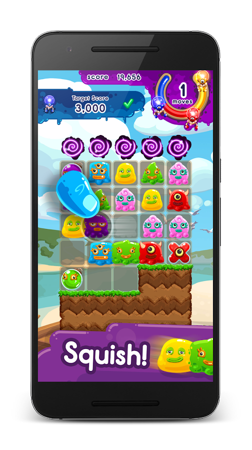 Jammer Splash Screenshot 3