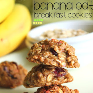 Oat Banana Dried Fruit Cookies Recipes