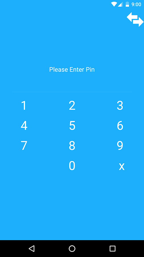 App Locker : Fingerprint & Pin Screenshot 3