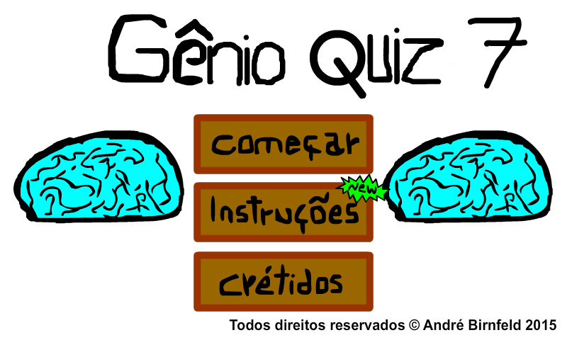 android Gênio Quiz 7 Web Screenshot 4