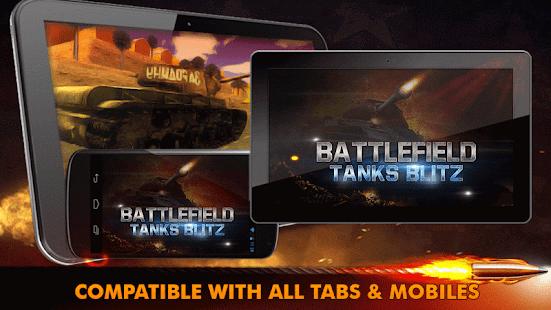 Battlefield Tanks Blitz APK for Blackberry