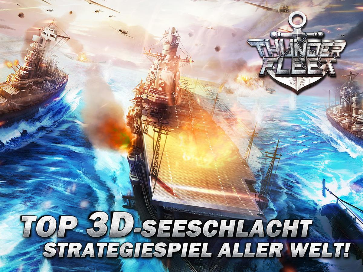 Thunder Fleet-Deutsch 3D Screenshot 0
