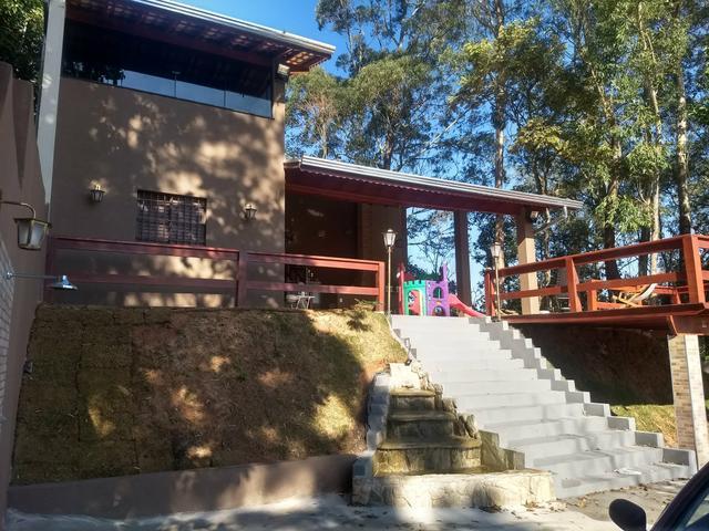 Chácara com 3 dormitórios à venda, 1120 m² - Jardim Santa Gertrudes - Jundiaí/SP
