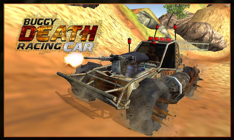 Buggy Car Race: Death Racing Screenshot 5