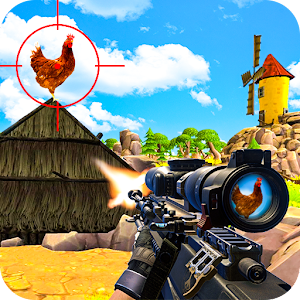 Download Chicken Shooter: New Hunting Game for Android