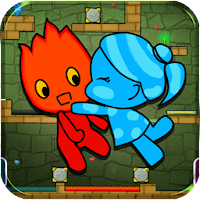 Redboy and Bluegirl in Light Temple Maze For PC