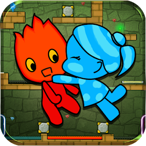 Redboy and Bluegirl in Light Temple Maze For PC (Windows & MAC)