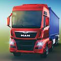 TruckSimulation 16 APK for Bluestacks