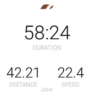 Runtastic Mountain Bike GPS Tracker screenshot 13