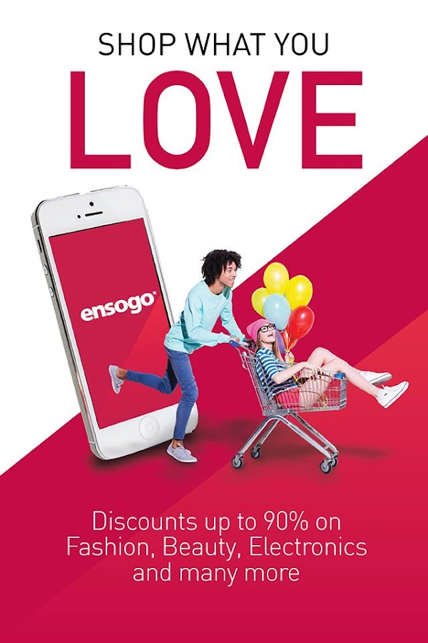 Ensogo – Shop what you love Screenshot 0