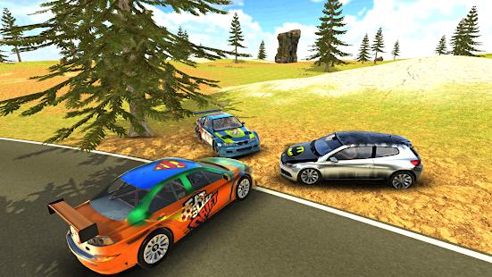 Game Lancer Evo Drift Simulator APK for Kindle