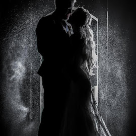 Night Shoot by Lodewyk W Goosen (LWG Photo) - Wedding Bride & Groom ( wedding photography, wedding photographers, wedding day, weddings, wedding, wedding photographer, bride and groom, bride, night shoot, groom, weddingphotographers )