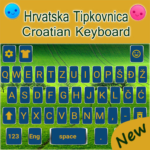 Android aplikacija Hrvatska tipkovnica na Android Srbija