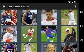 Screenshot of Sports Quiz!