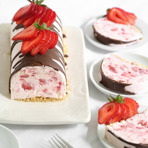 Frozen Strawberry Sensation