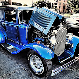 A Better Idea by Kenneth Cox - Transportation Automobiles ( classic car, car show, ford, hot rod, classic )