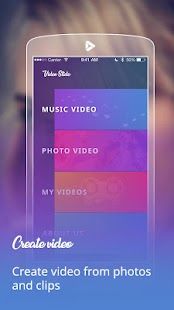 App Video Show With Photo & Music APK for Kindle